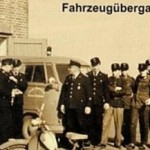 Fahrzeugübergabe  1958