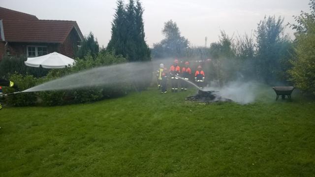 Hei 223 Ausbildung Bei Der Jugendfeuerwehr Feuerwehr Reinsen